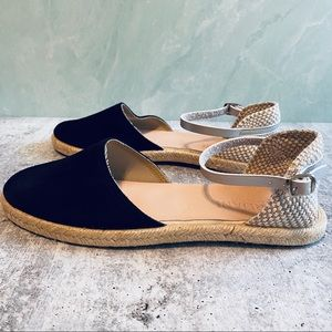 Cordani Bertie Espadrille Sandal Size 9 EUR 40